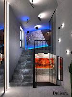 Дизайн отеля хостела гостиницы бутик-отель MENSHIKOVA SPACE Москва Санкт-Петербург Екатеринбург номер столовая ресторан коридор Dulisov design студия дизайн интерьера hotel inn hostel public interior