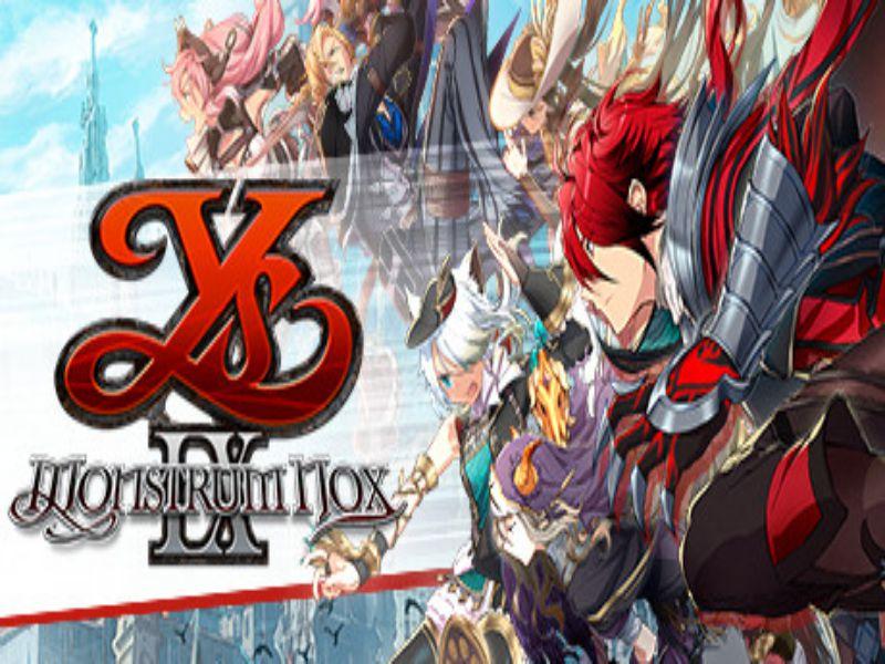Download Ys IX Monstrum Nox Game PC Free