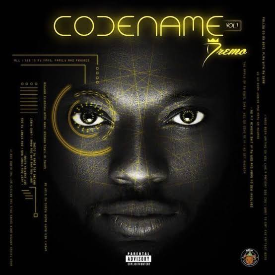 Codename dremo album cover