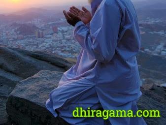 Doa Setelah Shalat Lima Waktu