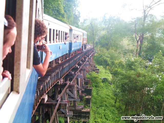 Dead train