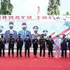 Kodam XIV/Hasanuddin Ikuti Upacara Virtual HUT ke-76 TNI Serentak se-Indonesia