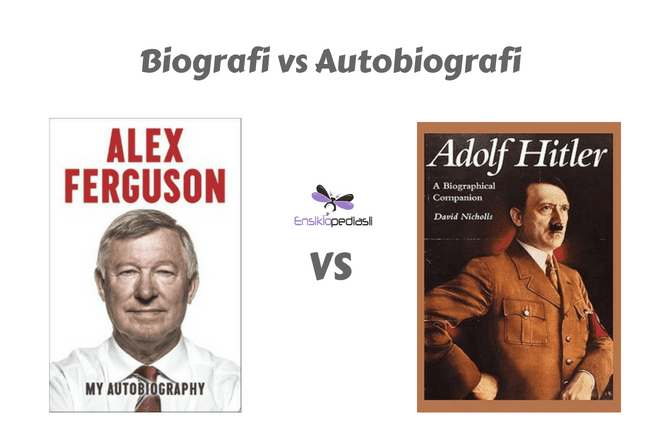 6+ Perbedaan Teks Biografi dan Autobiografi [LENGKAP]