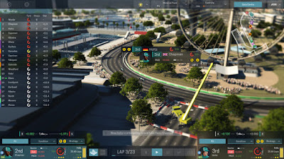 Motorsport Manager Gameplay
