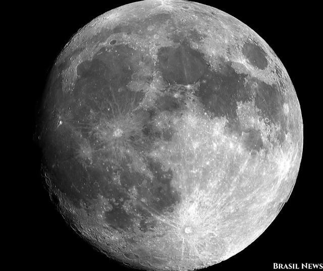 A empresa finlandesa Nokia foi escolhida pela NASA, a agência espacial dos Estados Unidos, para construir a primeira rede 4G na Lua.