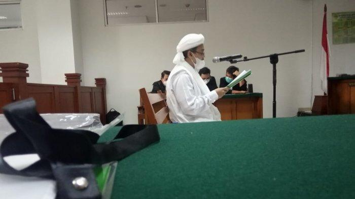Habib Rizieq Shihab Soal Kasusnya: Tujuan Jahat untuk Habisi Saya dan Kawan-kawan!