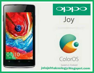 Download firmware oppo joy r1001