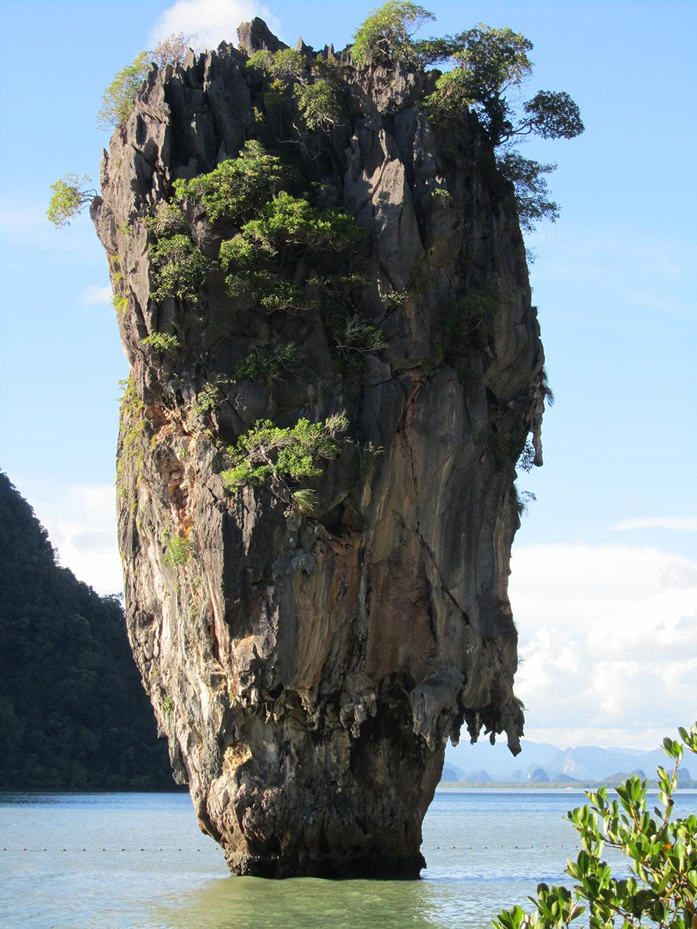 Ko Tapu Rock