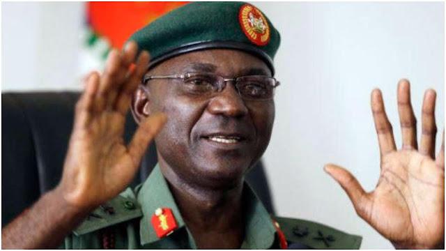 """Videos Of Shootings At Lekki Tollgate Were Photoshopped"" - Major General John Eneche"