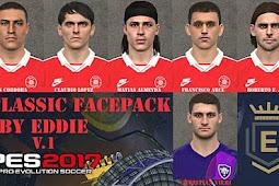 World Classic Facepack V1 - PES 2017