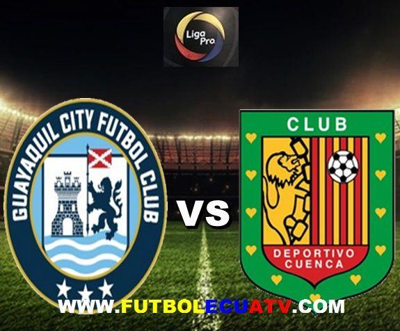 Guayaquil City choca ante Deportivo Cuenca en vivo desde las 19h15 horario local a disputarse en el estadio Chucho Benítez siendo el último cotejo de la fecha trece de la Serie A Ecuador, teniendo como juez principal a Roddy Zambrano con emisión del canal autorizado GolTV, DirecTV y CNT Sports.