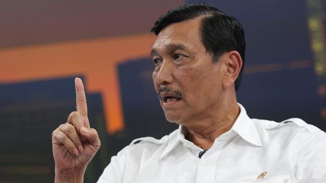 Luhut: Saya Tak Pernah Bilang 'Siap Cium Kaki Prabowo Jika Jadi Presiden'