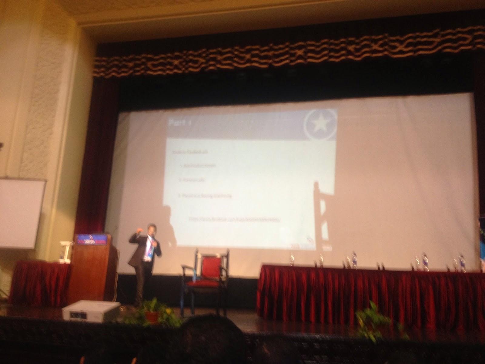 محمود فتحي احد مؤسسي مؤتمر الافلييت العرب Arab Affiliate summit الذي تحدث عن اعلانات الفيس بوك