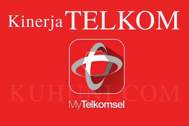 Laba Bersih Telkom (TLKM) Semester 1 2020