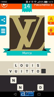 Iconica Italia Pop Logo Quiz soluzione pacchetto 5 livelli 14-75