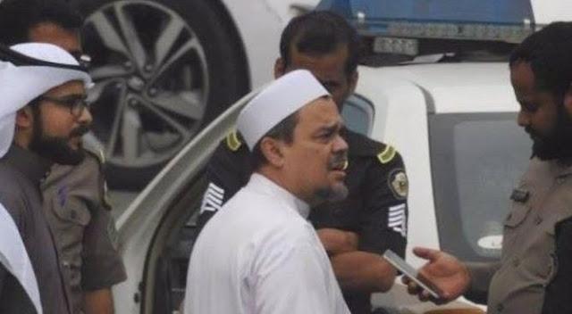 Mengungkap Adakah Dendam Terhadap Habib Rizieq, BIN Bilang Begini
