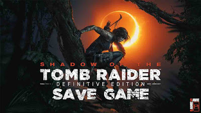 shadow of the tomb raider save game 100