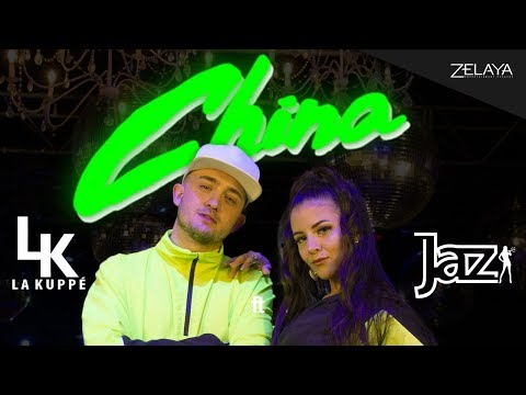 LA KUPPE FT JAZ - CHINA (VERSION CUMBIA)