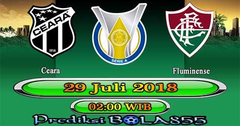 Prediksi Bola855 Ceara vs Fluminense 28 Juli 2018