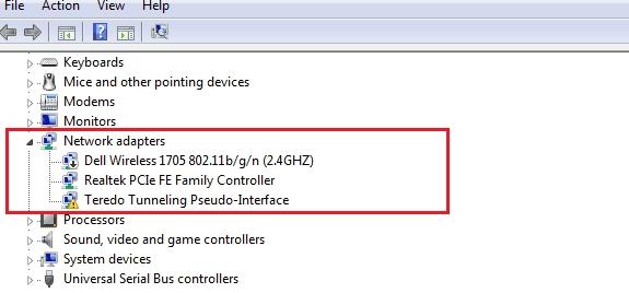 Fix Error 651 past Reinstalling Network Adapter
