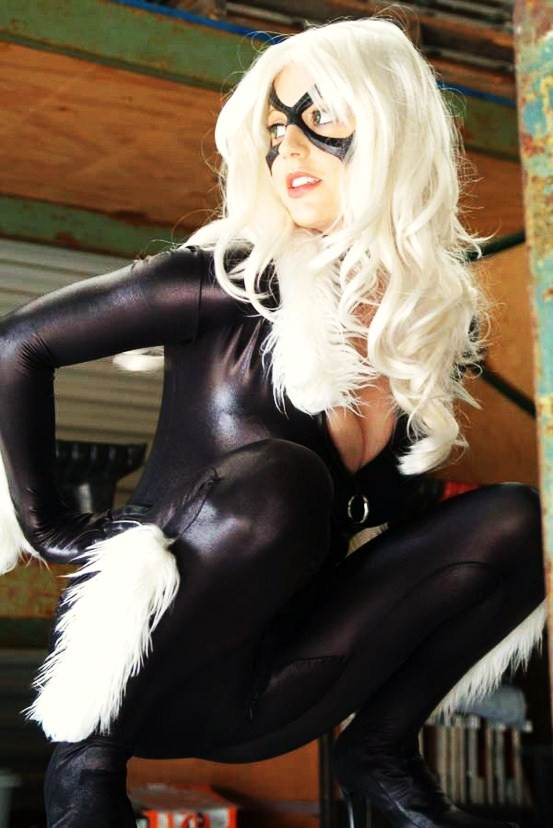 Big the cat cosplay
