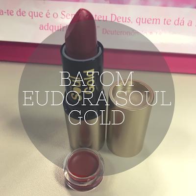 Batom Soul Gold Eudora
