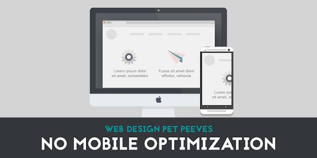 10. No Mobile Optimization