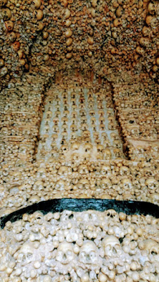 The Chapel Of Bones, Alcantarilha, Portugal