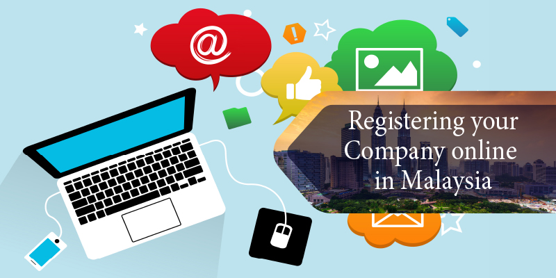 Registering your company online Malaysia