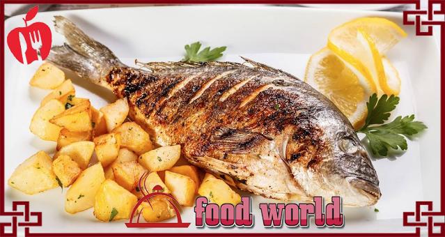 delicious and healthy fish
