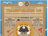 DIBUKA!, Pendaftaran TRANSFORMERS 9.0 di UNPAD
