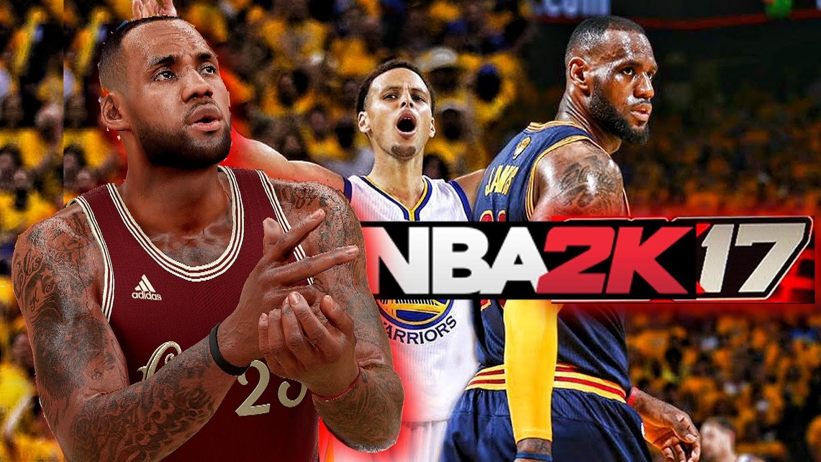 Nba 2k17 Wallpapers: NBA 2K17 Xbox 360 Download Full Version Game