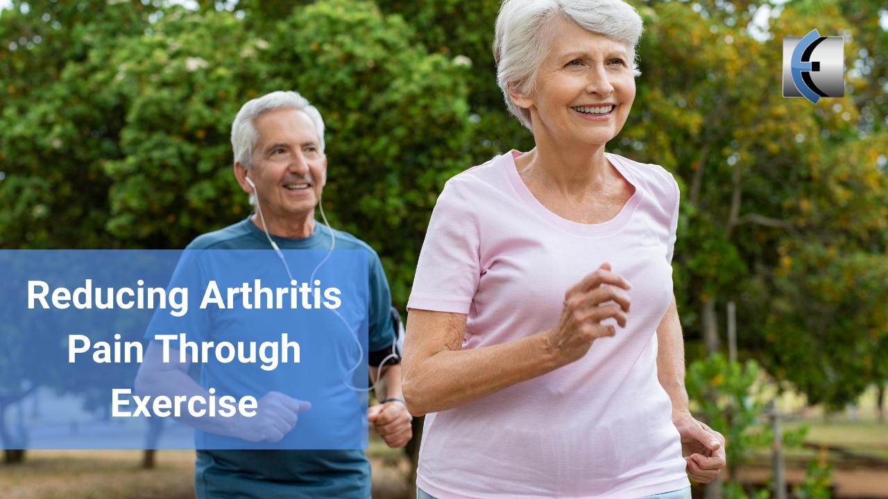 Reducing Arthritis Pain Through Exercise - themanualtherapist.com