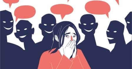 Kecemasan Sosial (Pengertian, Aspek, Karakteristik dan Gejala)