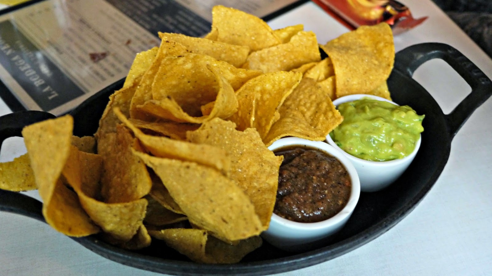 La Bodega Negra Corn Chips