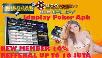 Idnplay Poker Apk Tips Bermain Dengan Uang Asli Pada Poker Online