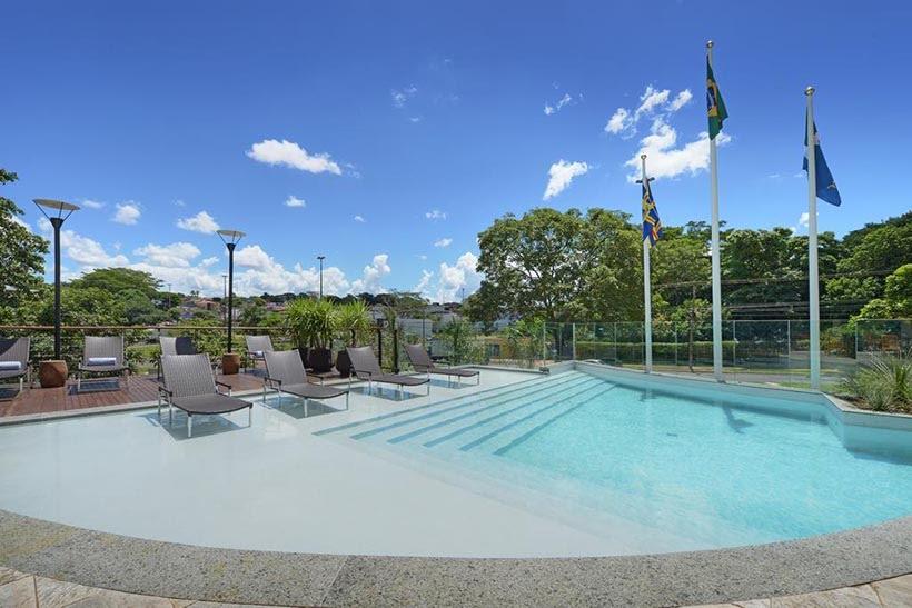 Hotel Deville Prime Campo Grande - MS - Gramado e Campos do Jordão têm os melhores hotéis do Brasil