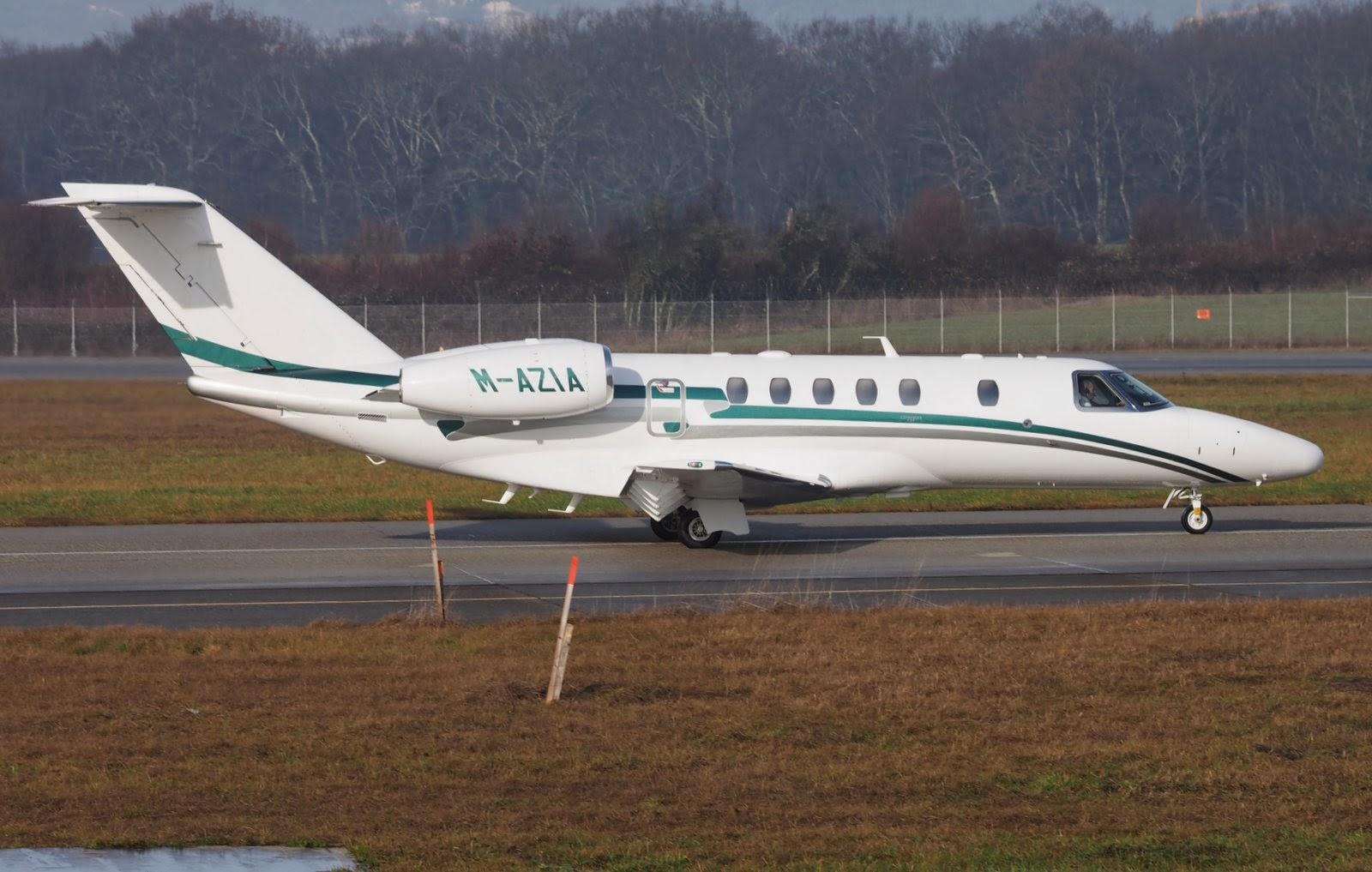 Eigenheer S Flugzeuge Biz Gov M Azia Cessna 525c