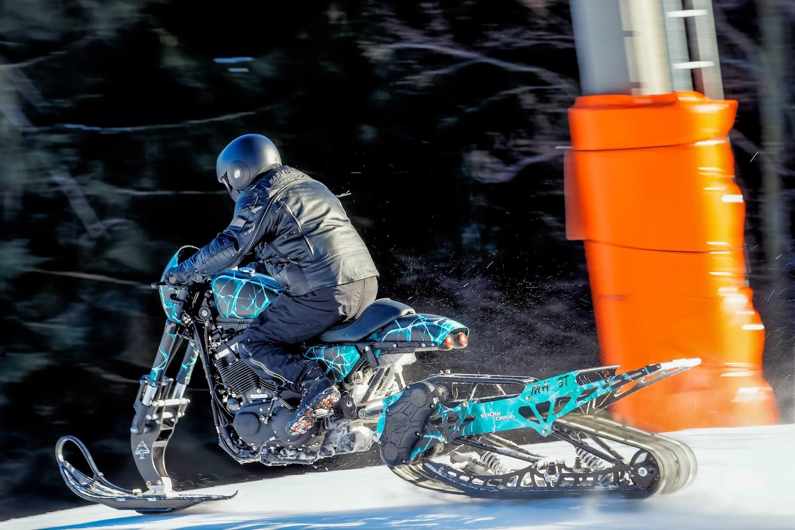 Harley Davidson Roadster Xlcx