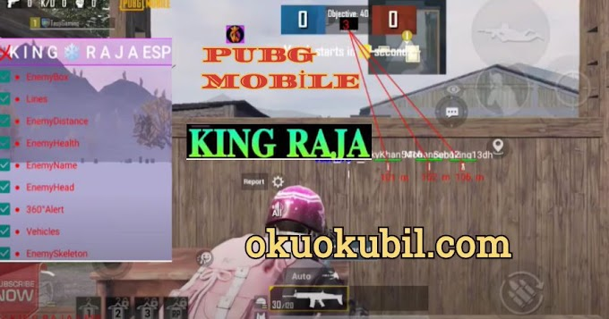 Pubg Mobile 0.19.0 King Raja Esp Menu Actıvate Antiban Hileli İndir 2020