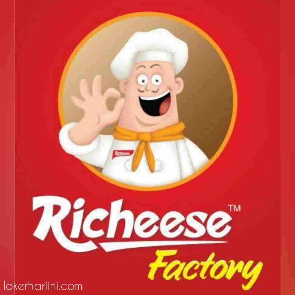 Lowongan Crew Outlet Richeese Factory Bandung 2021