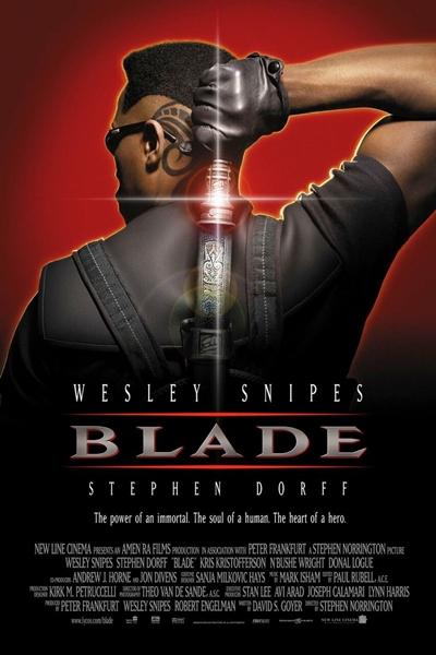 Blade es una película Marvel