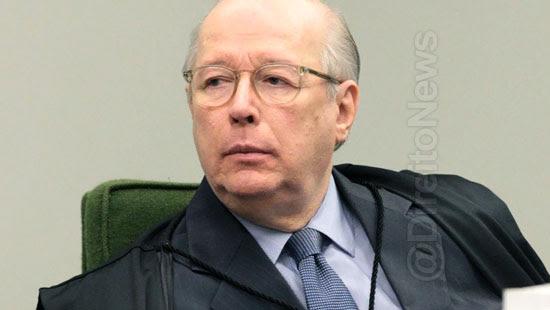 prerrogativa ministro ele testemunha vitima celso