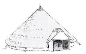 100 Wild Huts: Wild Hut 4