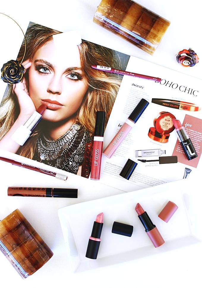Best drugstore nude neutral lip products lipstics lip glosses lip liners