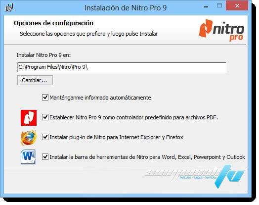 Nitro Pro 9.5 Full Español