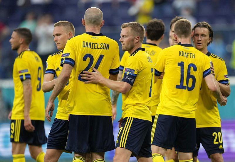 موعد مباراة السويد وأوكرانيا اليوم