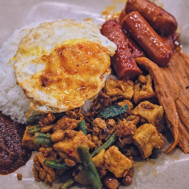 Punggol Nasi Padang