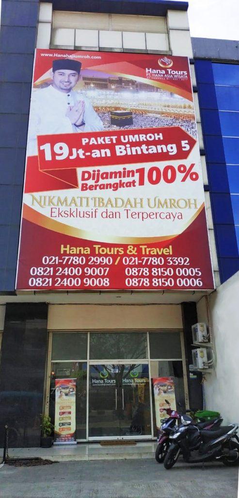Kantor Hana Tour Jakarta