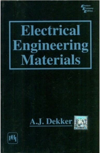 Electrical Engineering Materials Pdf